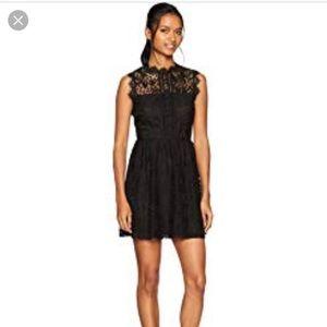 Speechless Little Black Lace Dress